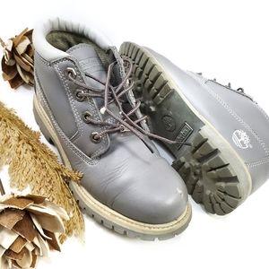 Timberland  Grey Womens Work Boots 7m